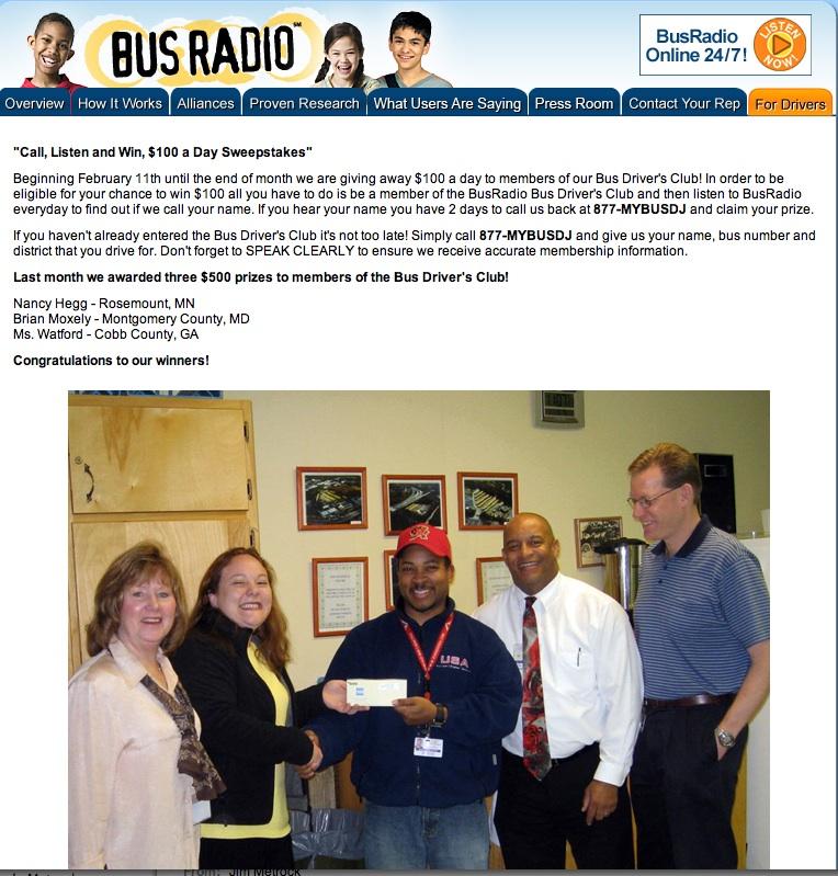 Crisis Time At BusRadio
