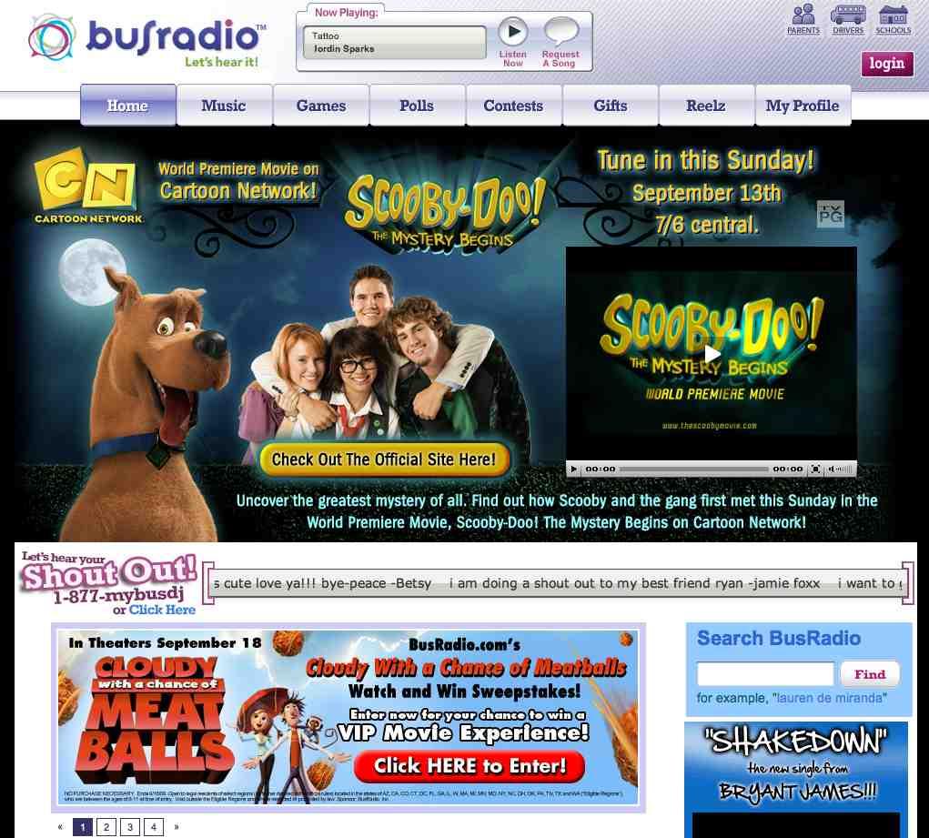 BusRadio.com