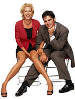 """""""Spin City"""" and """"Dharma and Greg"""" Advertised to Kids"""