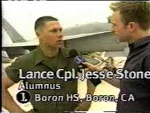 Why Channel One News was removed from schools: Channel One Uses Soldiers For Self-Promotion (April 2003)