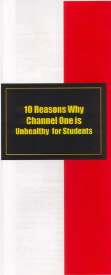 Why Channel One News is Unhealthy for Students